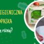 Czym się różni wkładka higieniczna od podpaski?